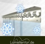 PVC Lamellenvorhang für Kühlraum / Kühlhaus