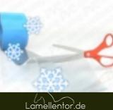 PVC Lamellen Kühlhaus Zuschnitt
