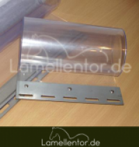 PVC Meterware 300 x 3 mm pro meter