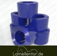 PVC Streifen 400 / 400 x 4mm Meterware