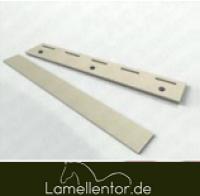 300mm Bleche für PVC Streifen