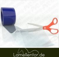 PVC Lamellen 300x3 mm pro Meter