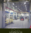 Lamellenvorhang Industrie PVC