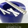 Bausatz - PVC Lamellenvorhang - Breite 4,00m - Länge bis 3,10m