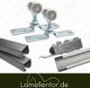 Laufwerk für PVC Lamellenvorhänge